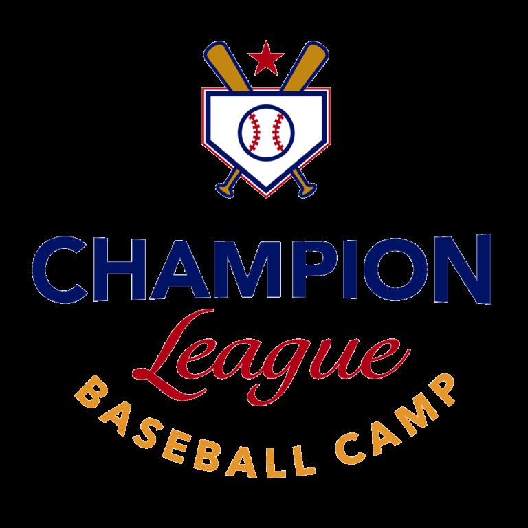 Champion League Baseball Camp - logo